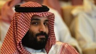 Le prince héritier saoudien, Mohammed ben Salmane, le 23 octobre 2018, à Riyad.