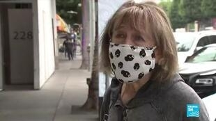 2020-12-08 08:08 California lockdown: Millions told to stay at home amid coronavirus surge