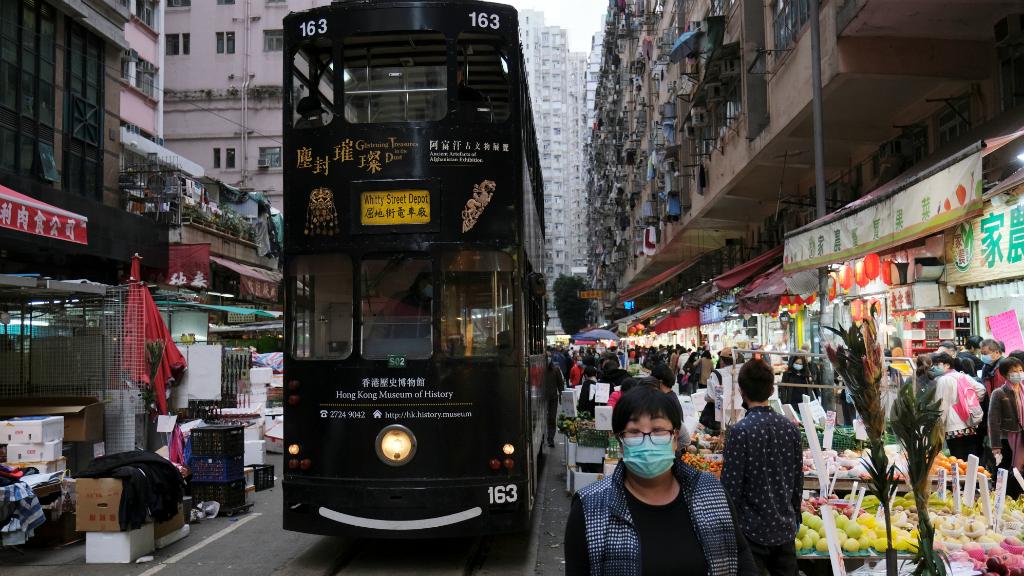 Hong Kong registró su primera muerte y se convirtió en la segunda víctima por coronavirus fuera de China.