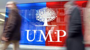 """Le futur nom de l'UMP, """"Les Républicains"""", ainsi que trois logos ont été déposés à l'INPI en octobre 2014 par l'agence de publicité Aubert Storch."""
