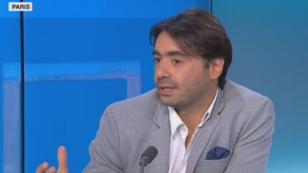 Tarek Kai, reporter à Monte Carlo Doualiya a pu entrer dans l'un des camps de migrants de Lesbos.