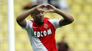 اللاعب الفرنسي أنطوني مارسيال