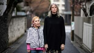 Elin McCready, a transgender woman, has been married for 19 years, but registering her female identity and name has thrown her union into jeopardy because Japan doesn't recognise gay marriage