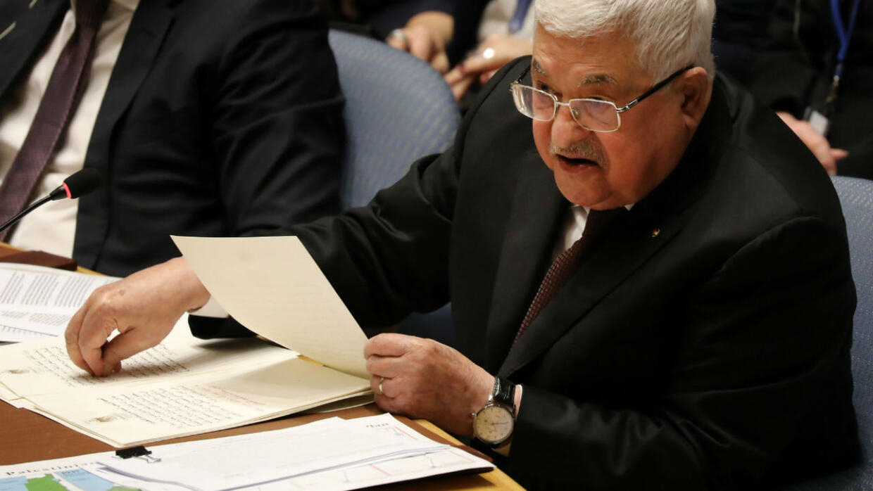 Boxed in by US and Israel, an ailing Abbas takes defiant stance against Trump peace plan