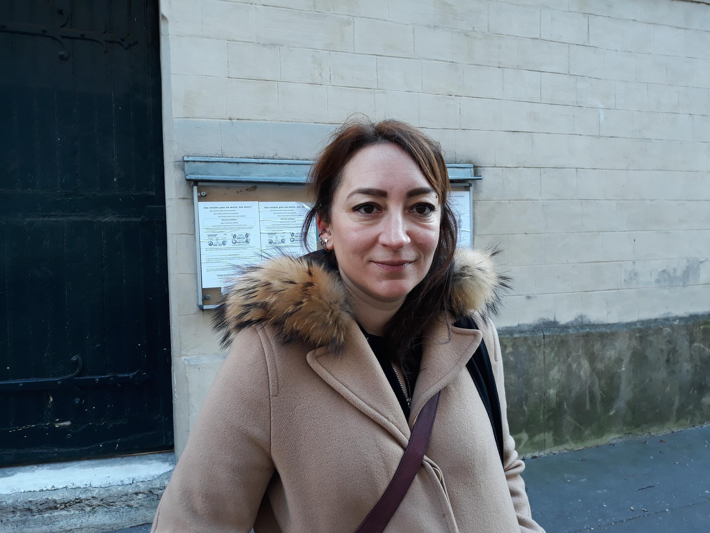 Mother-of-three Solveig is satisfied with Paris Mayor Anne Hidalgo's record.