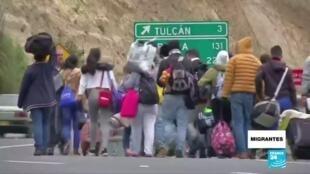 El éxodo de venezolanos que preocupa a los países de América Latina