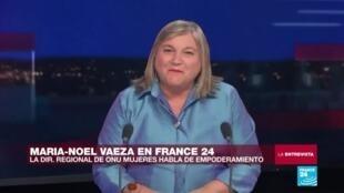 La Entrevista María Noel Vaeza ONU mujeres
