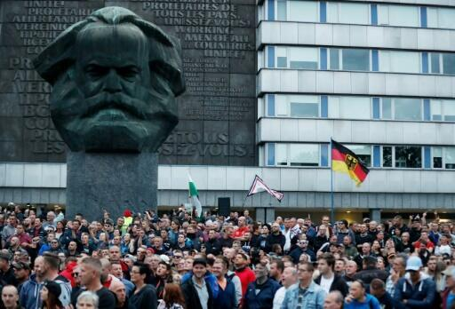 30 years after Berlin Wall fell, dashed hopes boost far-right