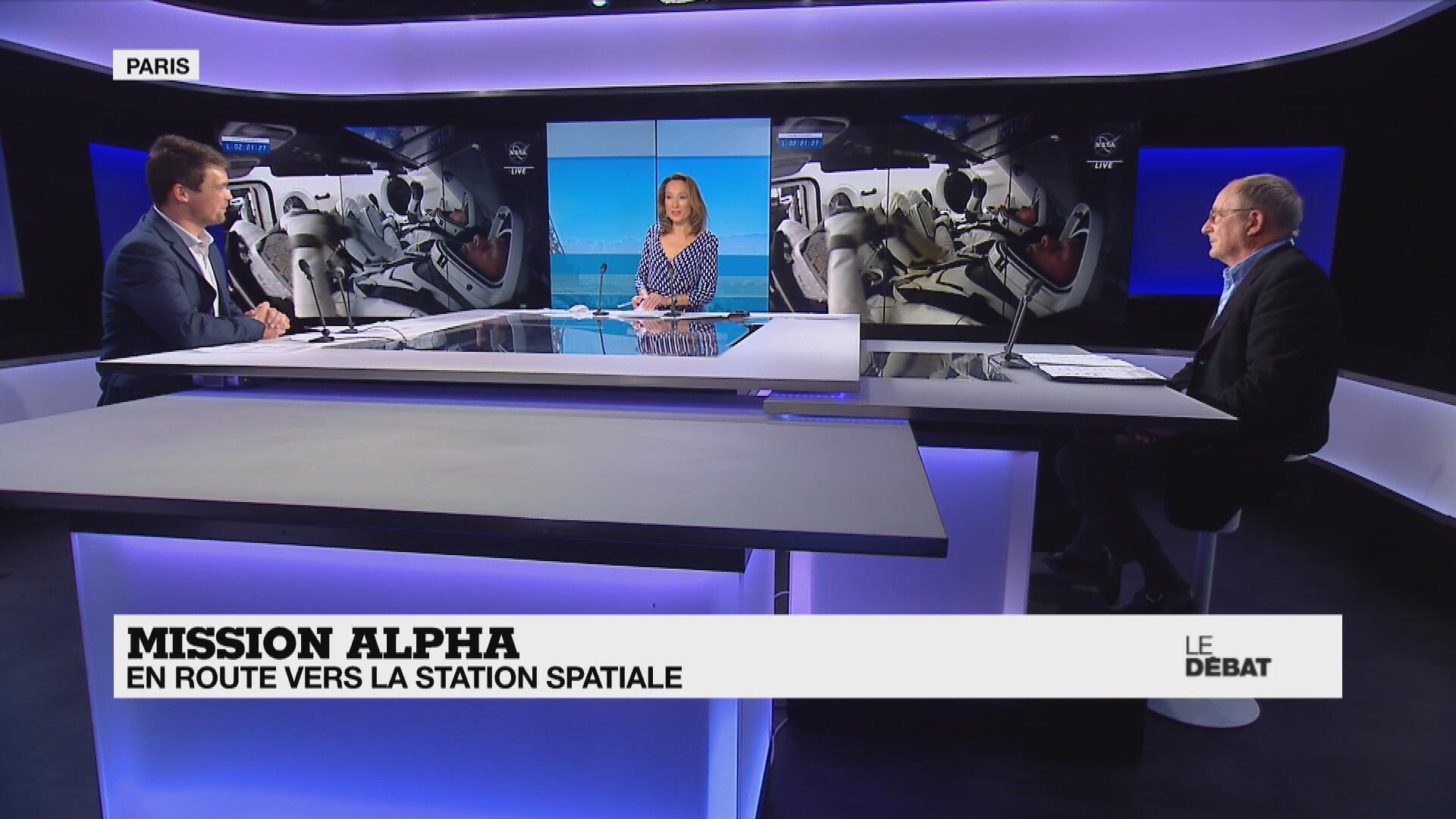 Le Débat de France 24 - vendredi 23 avril 2021