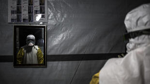 Regeneron's drug Inmazeb was shown to significantly reduce the mortality rate of Ebola in a clinical trial