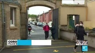 2020-05-12 10:06 Children grapple with new rules for primary schools and kindergartens