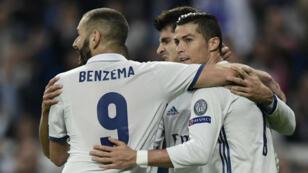 Le Real Madrid a étrillé le Legia Varsovie à Bernabeu (5-1).