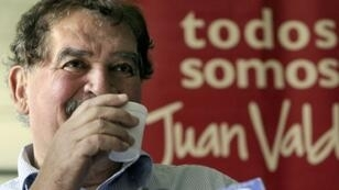 Carlos Sanchez -- for decades the face of Colombian coffee -- has died