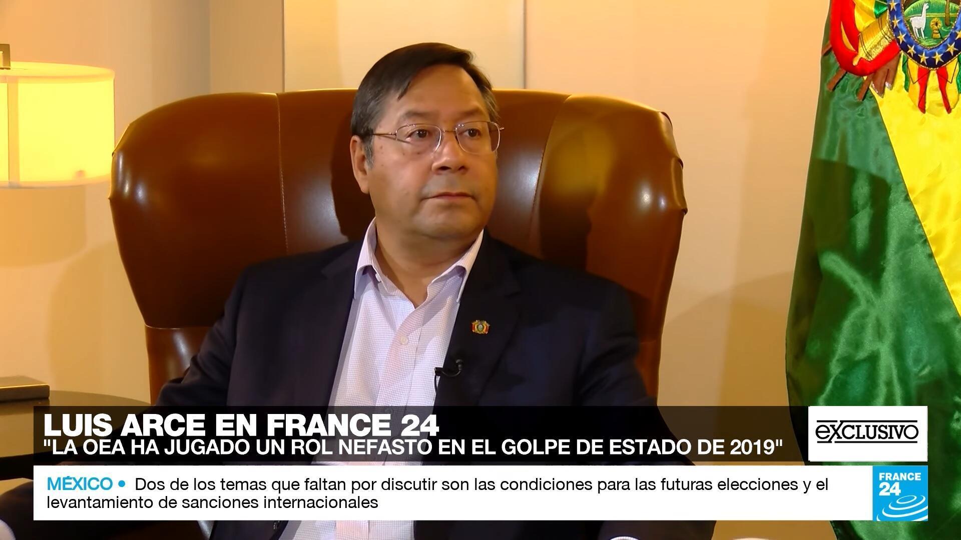 La Entrevista - Luis Arce