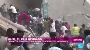 Haití historia