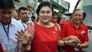 Imelda Marcos and her family have made a political comeback in recent years