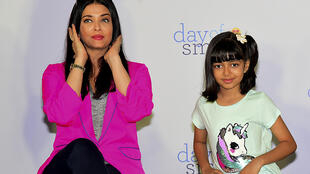 Bollywood superstar Aishwarya Rai Bachchan and her daughter Aaradhya Bachchan have both tested positive for the coronavirus, a Mumbai city official said