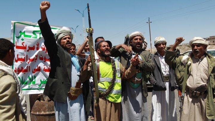 المتمردون الحوثيون في اليمن (أرشيف)
