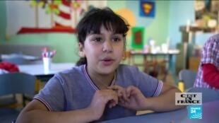 2020-05-01 17:54 Pandémie de Covid-19 en France : paroles d'enfants de soignants