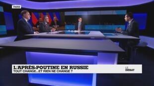 Le Débat de France 24 - L'après-Poutine en Russie : tout change... Et rien ne change ?