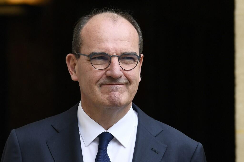 Le Premier ministre Jean Castex à Matignon, le 17 juillet 2020.