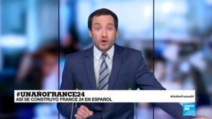 France 24 se emite en el mundo entero en francés, en inglés y en árabe 24 horas al día, 7 días a la semana, y llega a 355 millones de hogares en 5 continentes.
