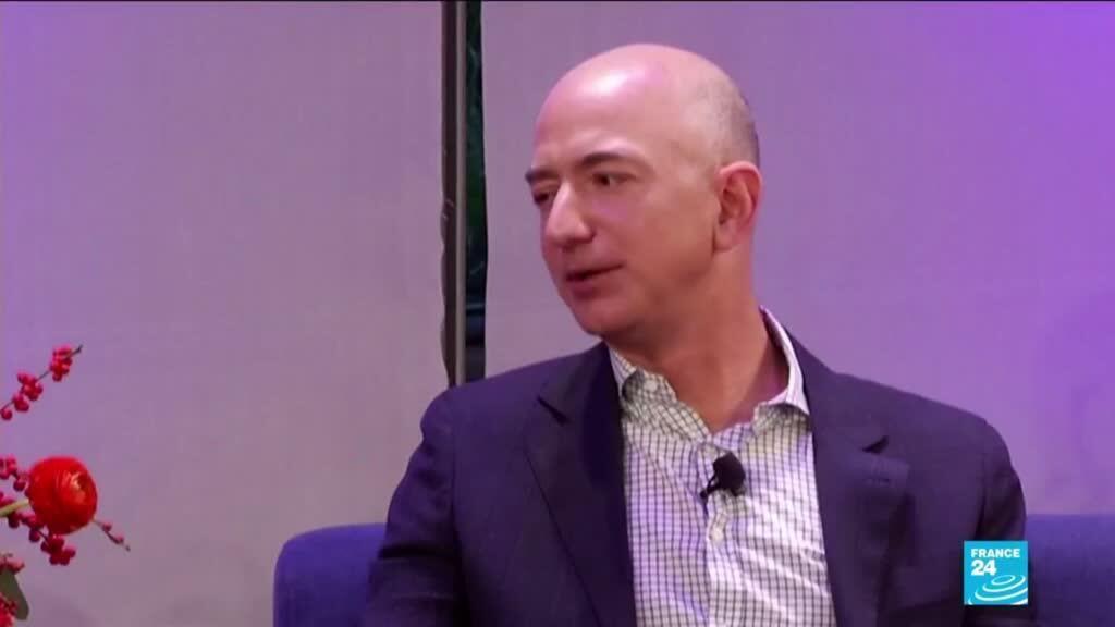 """2020-02-18 13:09 Jeff Bezos lance son fonds """"Pour la Terre"""" de 10 milliards de dollars"""