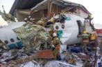 Au moins 12 morts dans le crash d'un avion de ligne au Kazakhstan