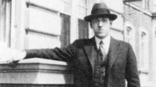 Lovecraft à Brooklyn en 1922.
