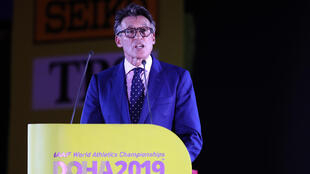 """World Athletics President Sebastian Coe said his sport had been a """"lone voice@ in fighting Russian doping"""