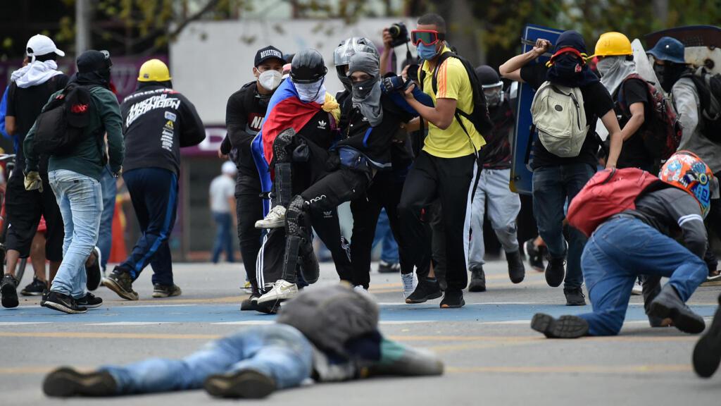l'armée en renfort à Cali, épicentre de la contestation