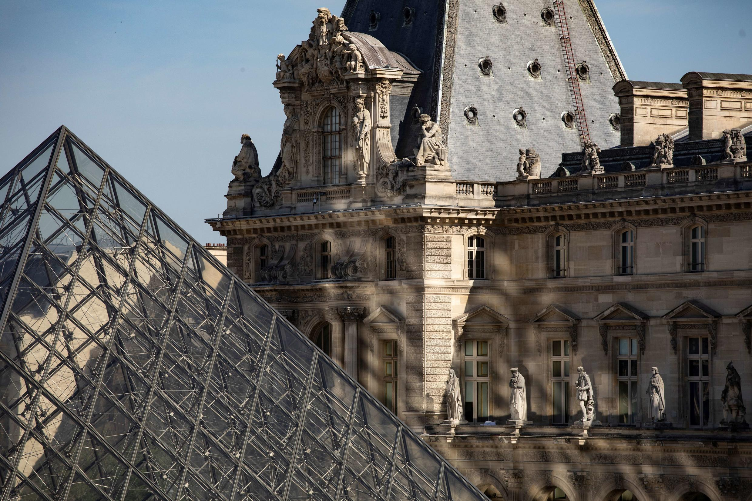 The Louvre has lost more than €40 million in ticket sales during the near-four-month lockdown.