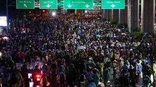 TAILANDIA PROTESTAS 2