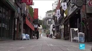 2020-05-12 14:19 South Korea braces for second wave after nightclub outbreak