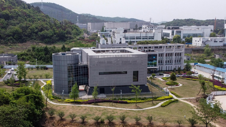 مختبر P4 معهد ووهان للفيروسات، 17 أبريل/نيسان 2020 في الصين.