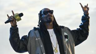 Snoop Dogg lors du 68e Festival de Cannes, le 19 mai 2015.