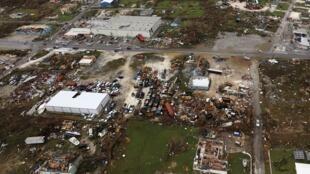 L'ouragan Dorian a dévasté les Bahamas.