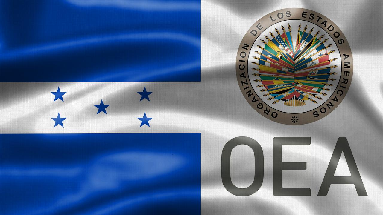 WEB 18ENE PORTADA HONDURAS OEA