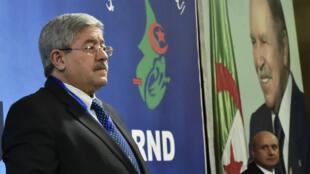 رئيس الوزراء السابق أحمد أويحيى
