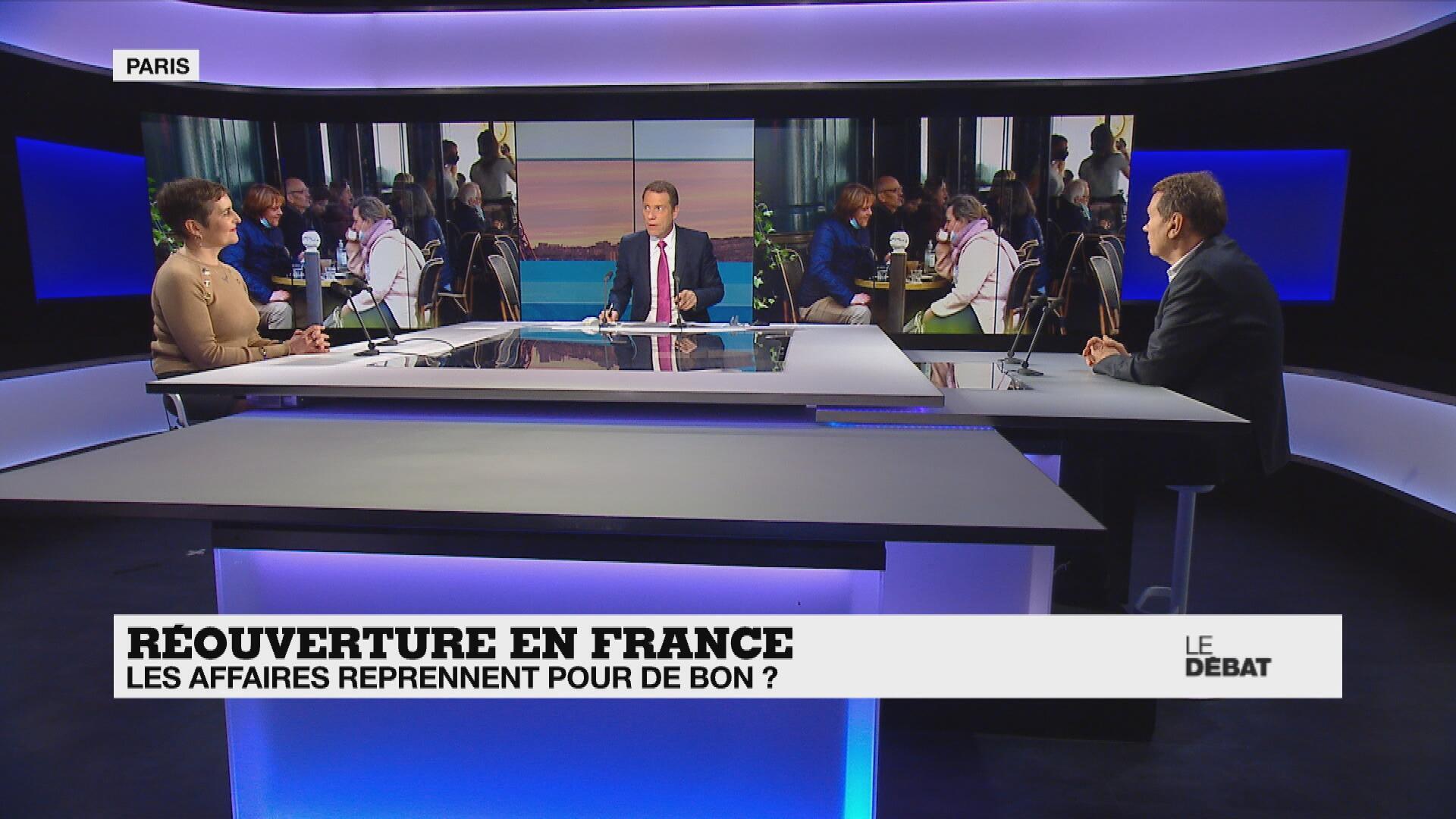 Le Débat de France 24 - mercredi 19 mai 2021