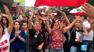 2019-10-25 18:39 Special report: Anti-government protests in Lebanon break out also in Hezbollah's heartland