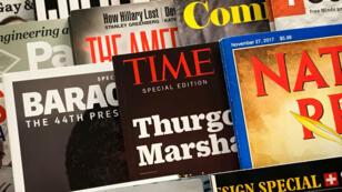 La revista Time fue fundada en 1923 por Henry Luce.