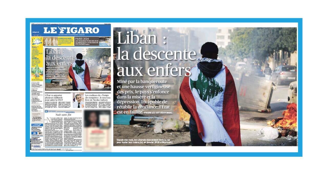 Le Liban plongé dans la crise économique