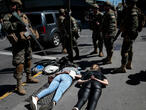 Child killed in mounting Chile unrest as general strike begins