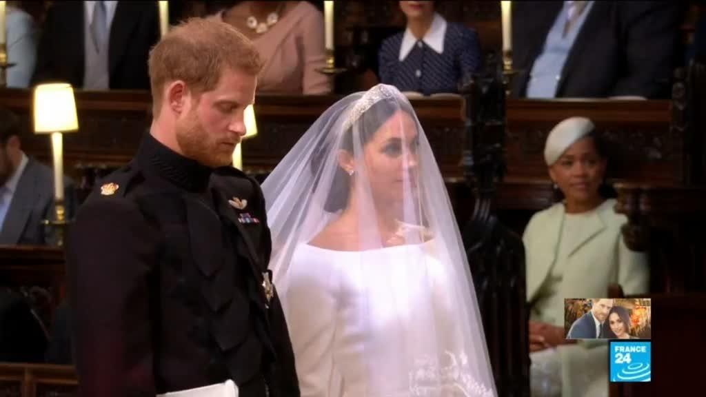Royal Wedding Meghan Markle.Uk Royal Wedding The Archbishop Addresses Prince Harry And