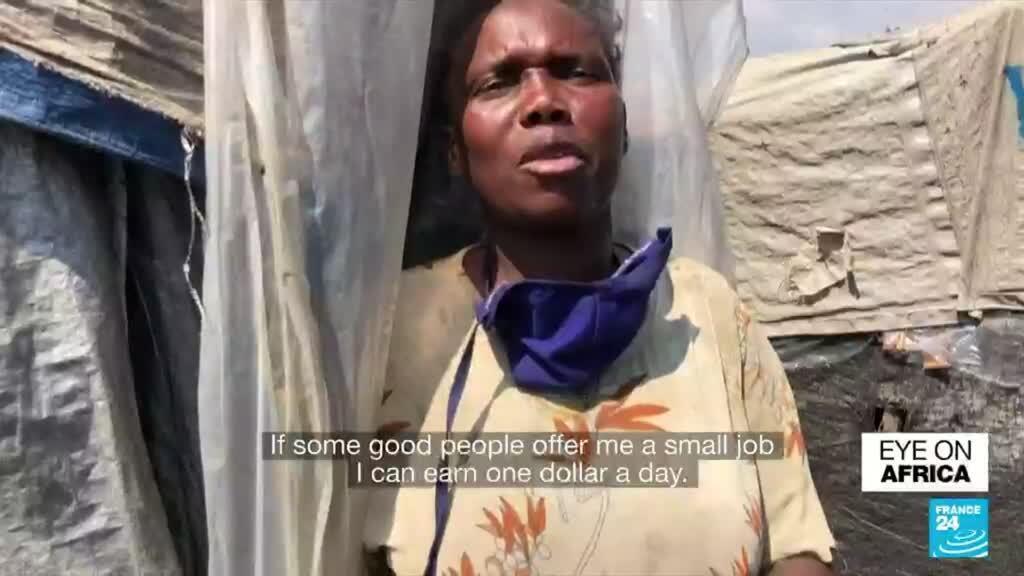 2021-08-31 22:53 Three months after DR Congo volcano eruption, thousands seeking aid