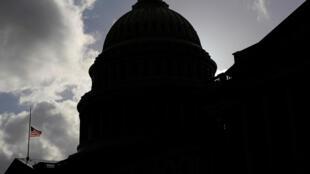 El Congreso de Estados Unidos no logró aprobar un proyecto de presupuesto llevando al Gobierno a un nuevo cierre parcial. 21 de diciembre de 2018.