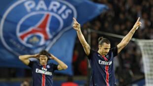 Dimanche soir, le PSG a battu l'Olympique de Marseille (2-1) au Parc des Princes.
