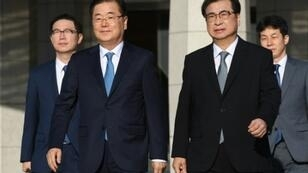 A South Korean delegation will meet with officials in the North to discuss denuclearisation and a third inter-Korean summit