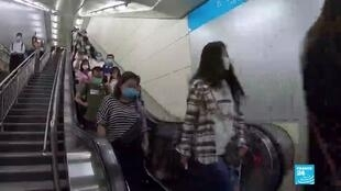 2020-06-15 14:11 Regain de coronavirus en Chine : Pékin referme les sites culturels et sportifs